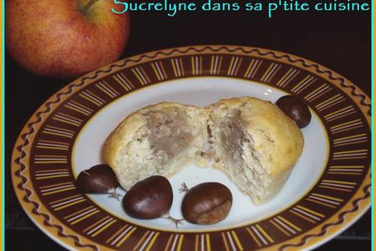 Recette de muffins d 39 automne la recette facile - Cuisiner chataignes fraiches ...