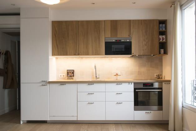 Une cuisine IKEA déco et fonctionnelle