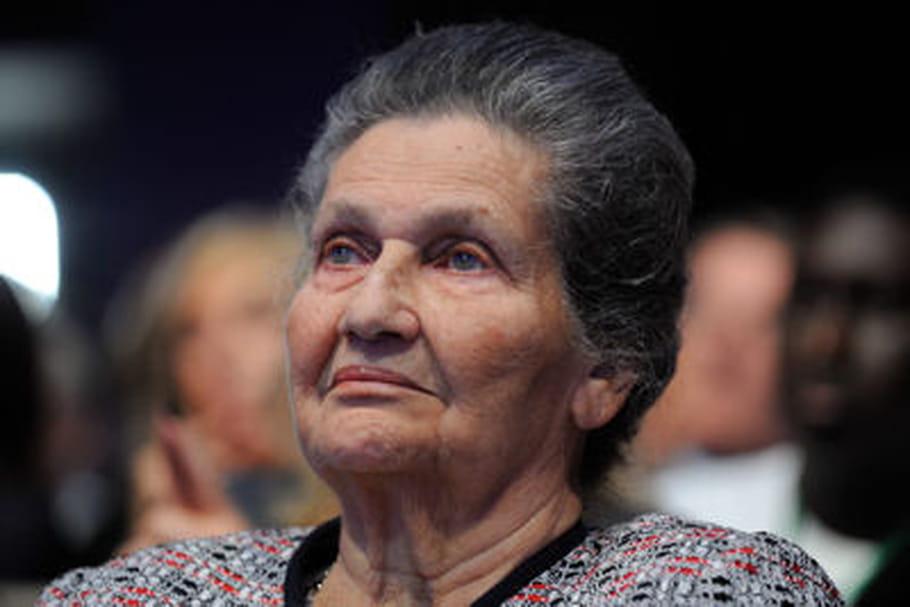 """Simone Veil : ses fils """"très fiers"""" d'elle"""