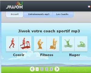 fitness, natation, course à pied... il y en a pour tous les goûts, chez ce coach