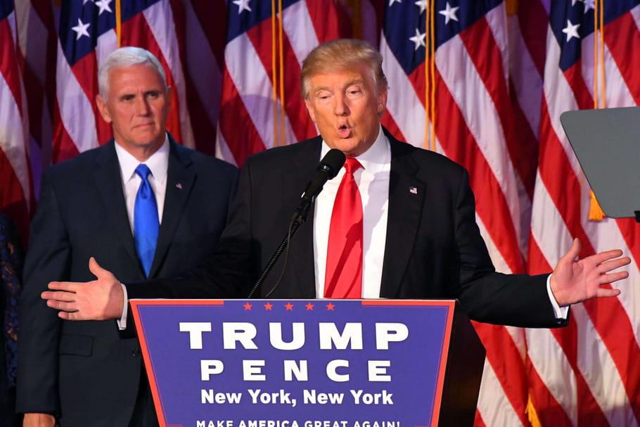 Donald Trump, milliardaire sexiste et président des Etats-Unis
