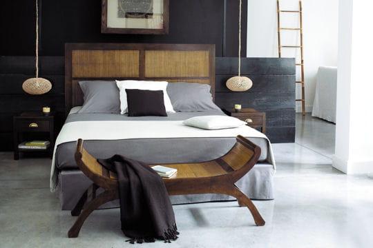 esprit zen. Black Bedroom Furniture Sets. Home Design Ideas