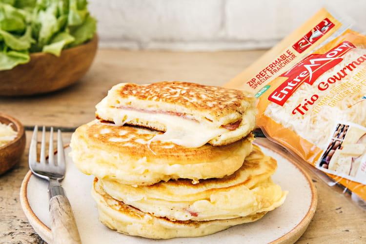 Pancakes salés et « Trio Gourmand » Entremont