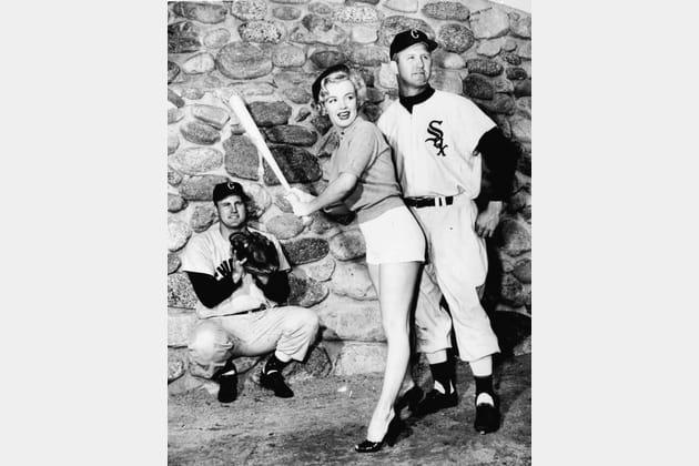 Entraînement de baseball