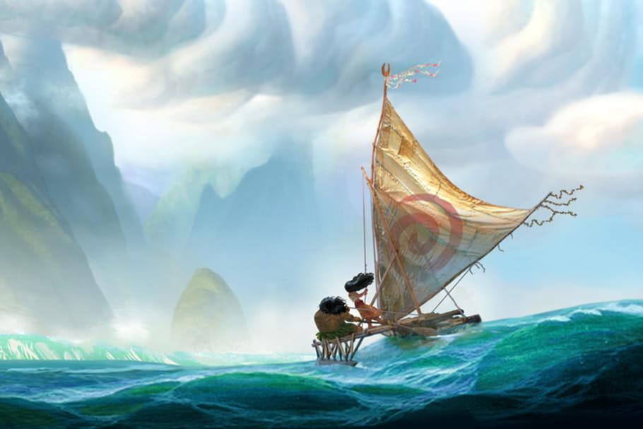 Vaiana: voyage au cœur des îles du Pacifique [VIDÉO]
