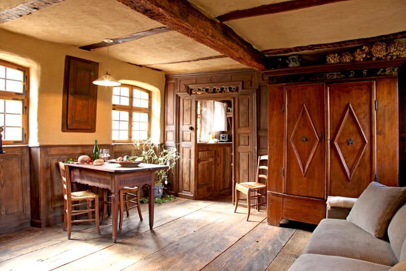 Réchauffez votre intérieur avec une déco aux couleurs du bois