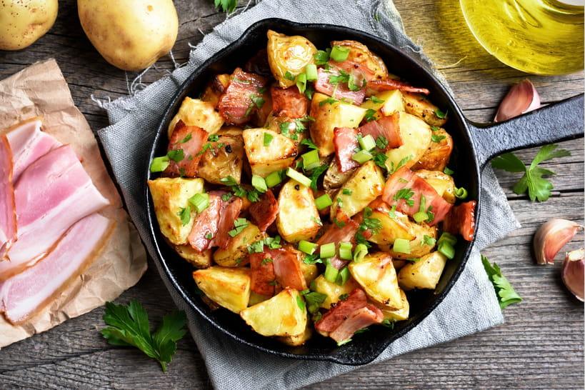 55recettes avec des pommes de terre