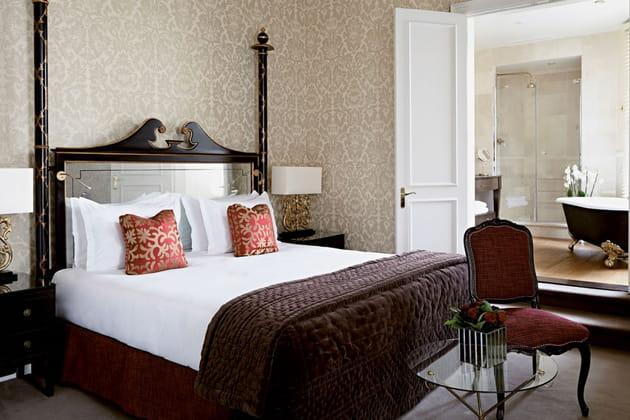 Se rêver princesse au Kensington Hotel