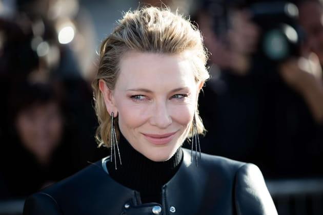 Cate Blanchett, présidente du jury du Festival de Cannes