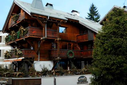 Hôtel**** Le Chalet Saint Georges
