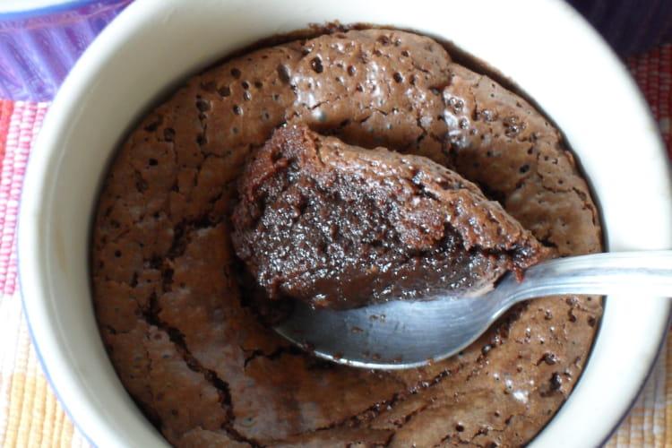 Mi-cuits au chocolat noir sans farine
