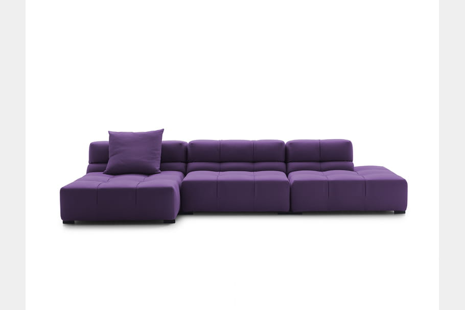 Canap tufty time design chesterfield de b b italia - Canape b b italia ...