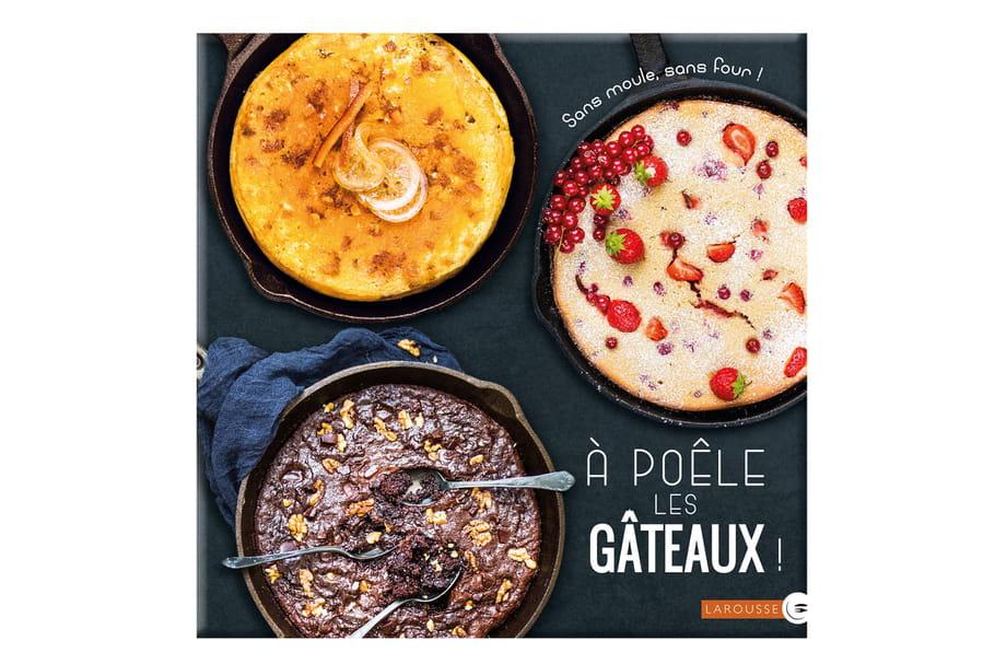 Concours 5 livres a po le les g teaux gagner - Le journal des femmes cuisine mon livre ...