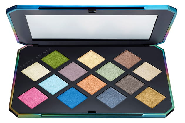 La palette Galaxy de Fenty Beauty