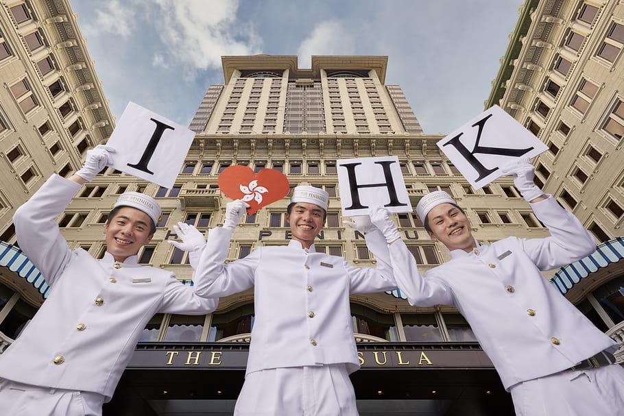 The Peninsula Hong Kong : le meilleur service d'hôtel du monde