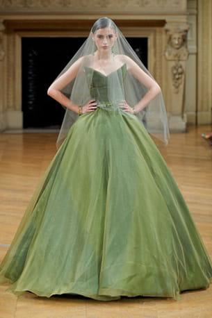 alexis mabille, défilé haute couture automne-hiver 2011-2012