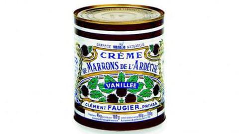 Crème de Marrons de l'Ardèche Clément Faugier : un siècle de douceur
