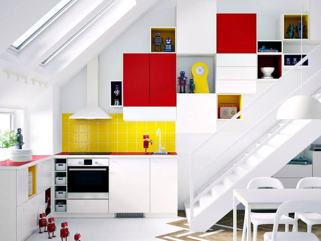 Cuisine IKEA Metod Veddinge Tutemo