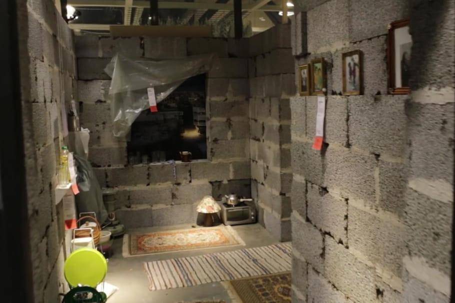 Ikea reconstitue un appartement syrien dévasté pour alerter ses clients