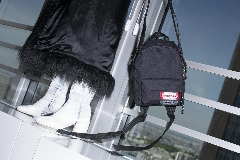 Eastpak réinvente notre sac d'ado avec cette griffe de luxe