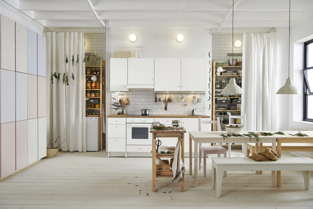 Cuisine Knoxhult par IKEA