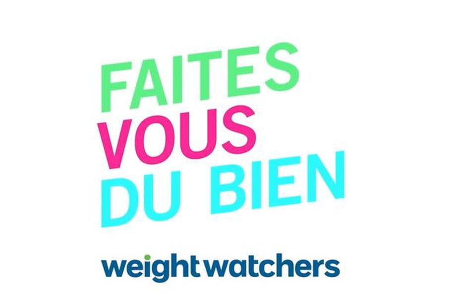"""""""Faites-vous du bien"""", le nouveau slogan de Weight Watchers"""