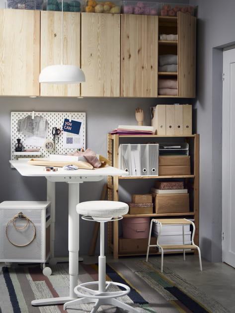 Bureau BEKANT IKEA