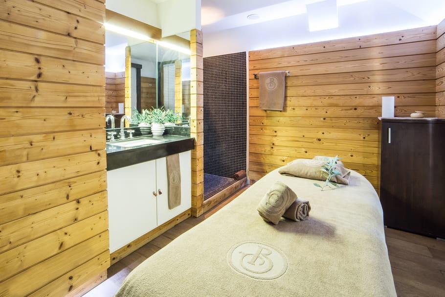 J'ai testé le spa Sisley à l'hôtel Baumanière des Baux de Provence