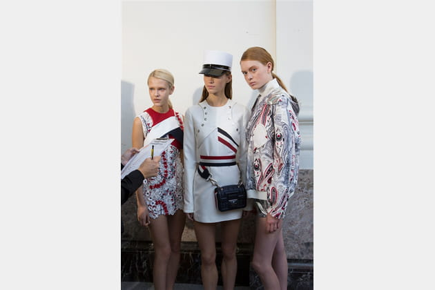 Moncler Gamme Rouge (Backstage) - photo 62
