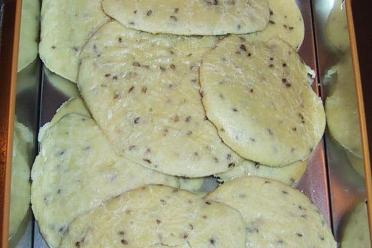Cookies alsaciens à l'anis