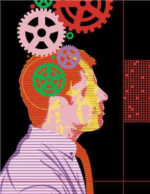 le cerveau est en activité pleine en permanence.