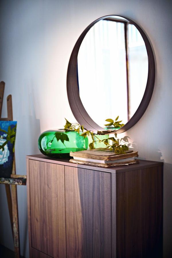 miroir stockholm d 39 ikea. Black Bedroom Furniture Sets. Home Design Ideas