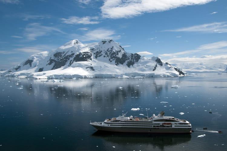 mathieu gesta le boreal antarctica 2011