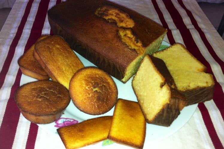 Gâteau maïs sans complexe!