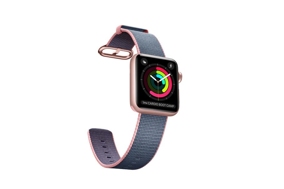 Apple Watch Series 2: l'heure est à la révolution?