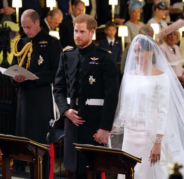Le prince Harry et Meghan Markle, main dans la main