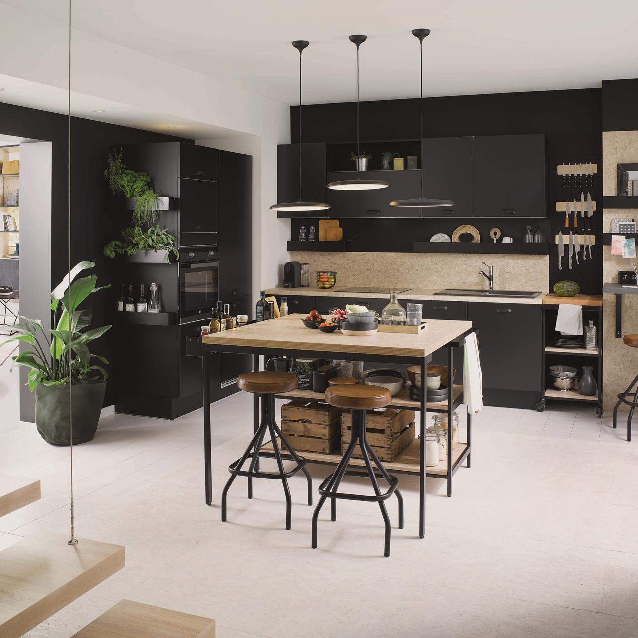 La cuisine Cuisinella en 18 modèles
