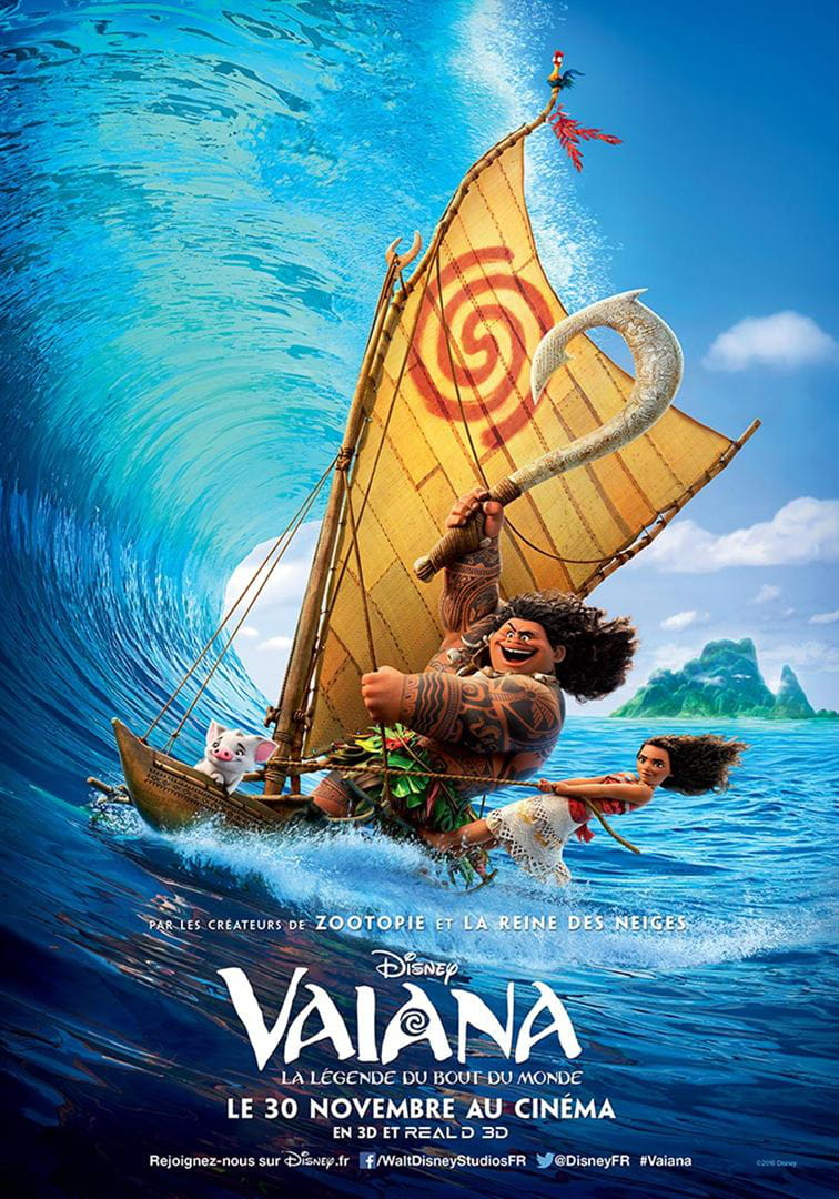 Vaiana, Sully, Wolf and Sheep... les sorties ciné du mercredi 30 ...