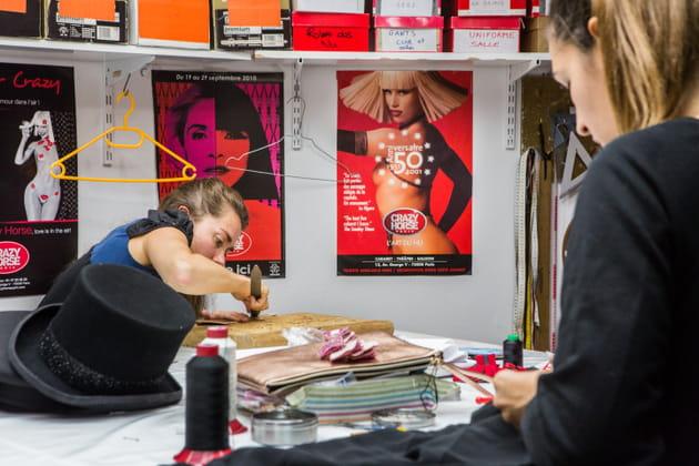 L'atelier des couturières