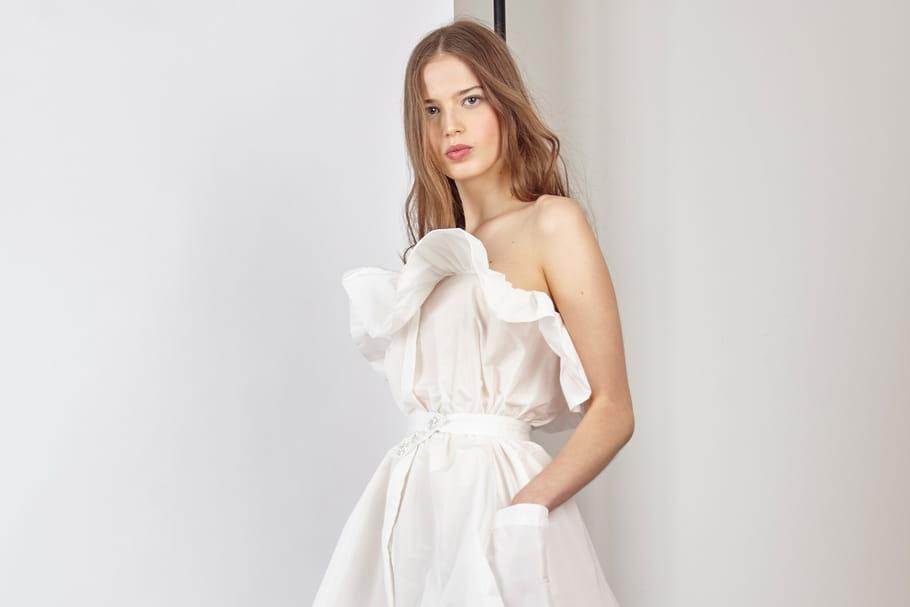 Alexis Mabille lance sa première collection de robes de mariée