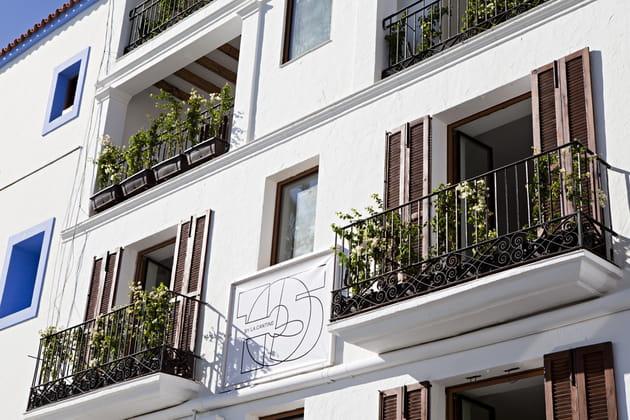 Balcons et terrasses