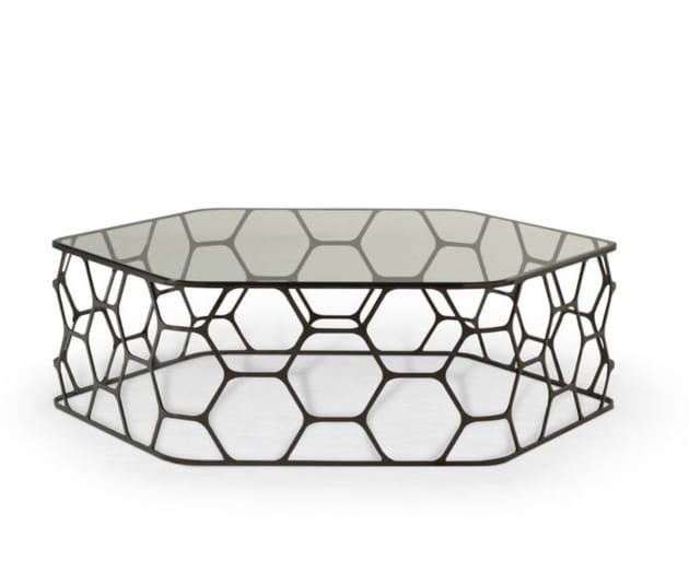 Une table basse inspirée de la nature