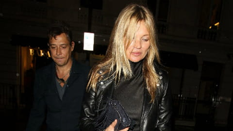 Look de star : Kate Moss