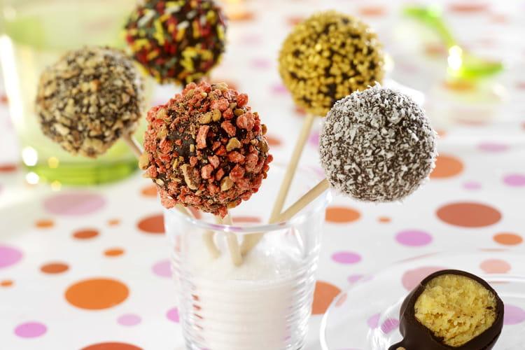 Cake Pops au Carré Frais