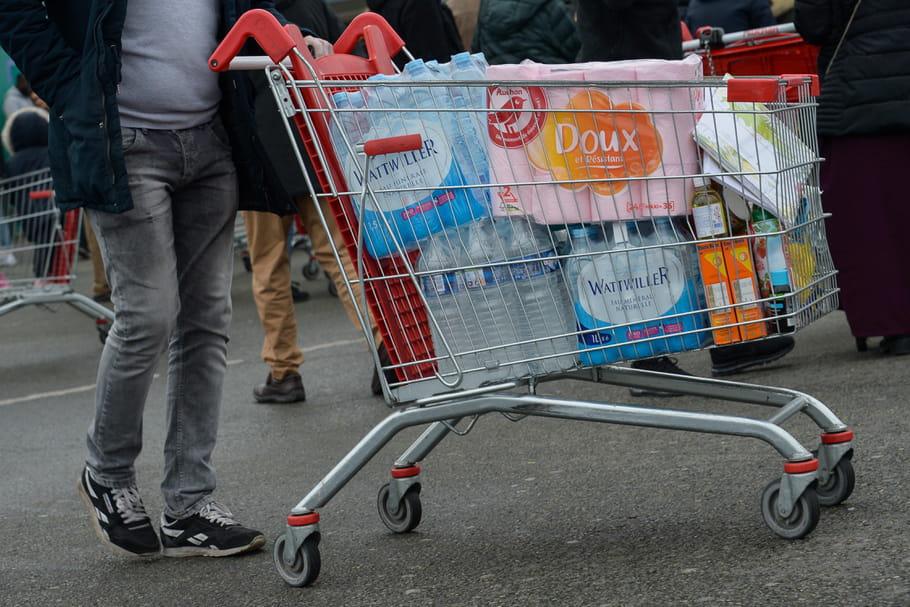 PQ, Alcool, Pâtes ou Riz? Produits les plus achetés en confinement