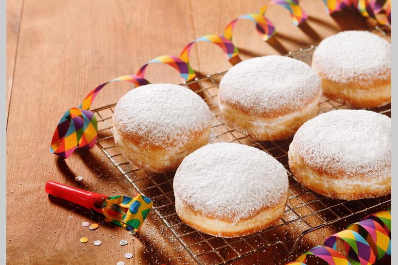 28recettes pour fêter Mardi-Gras