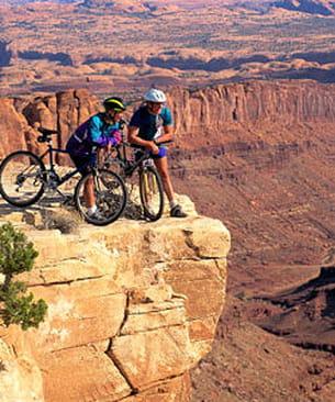 si le vide vous fait peur, évitez les canyons !