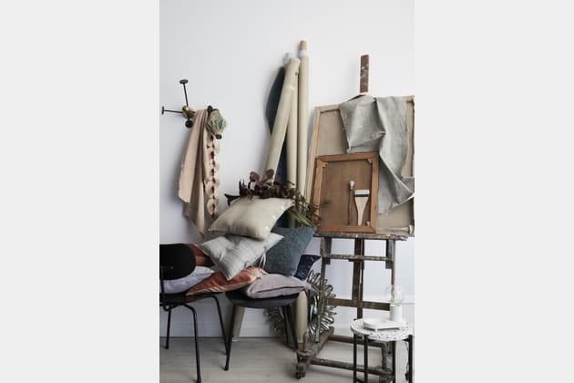 Housse de coussin Zara Home