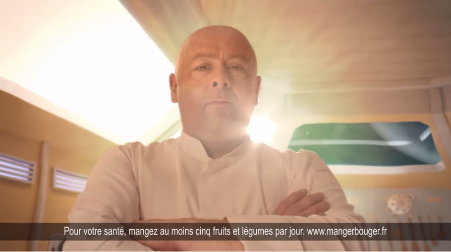 Thierry Marx, chef Lustucru