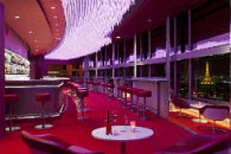 Ouverture du bar panoramique La Vue